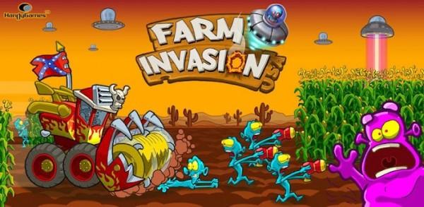 Farm Invasion USA - mimozemšťané versus farmář
