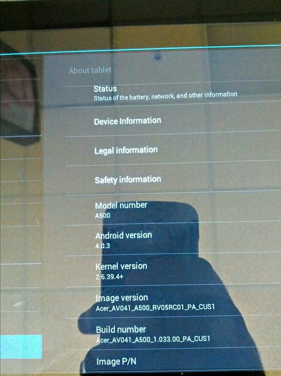 iconia 1 Česká Acer Iconia A500 dostává aktualizaci na Android 4.0 Ice Cream Sandwich