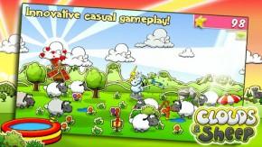 clouds and sheep 1 290x163 Clouds & Sheep   zábavná hra nejen pro malé