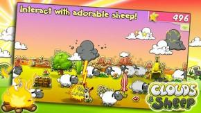 clouds and sheep 2 290x163 Clouds & Sheep   zábavná hra nejen pro malé