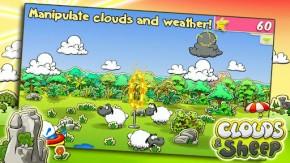 clouds and sheep 3 290x163 Clouds & Sheep   zábavná hra nejen pro malé
