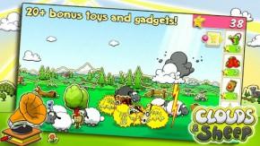clouds and sheep 4 290x163 Clouds & Sheep   zábavná hra nejen pro malé