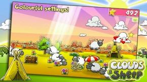 clouds and sheep 7 290x163 Clouds & Sheep   zábavná hra nejen pro malé