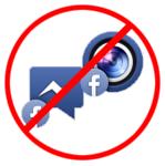 facebook camera messenger icons Facebook pro Android 1.9.2 odstraňuje dvojici ikon Camera a Messenger