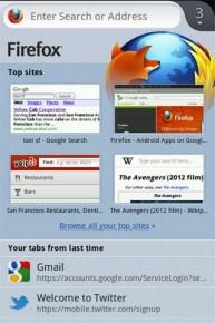 firefox 1 193x290 Firefox Beta 14 na Google Play