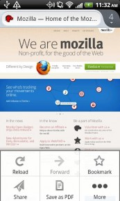 firefox 2 173x290 Firefox Beta 14 na Google Play