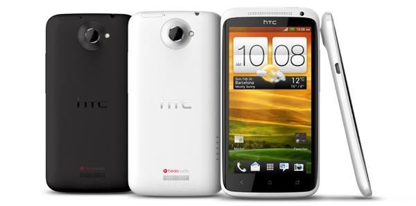 HTC Sense 4.1 s Androidem 4.0.4 pro HTC One X