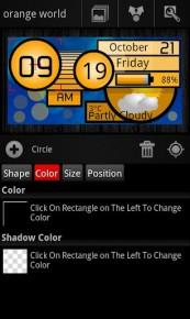 make your clock 2 173x290 Tip: vytvořte si widget s hodinami podle sebe