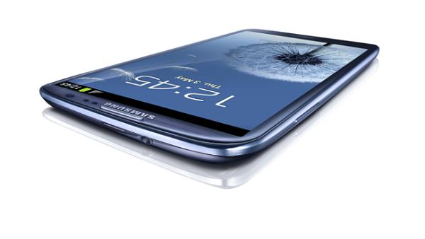 samsung galaxy s III design Americká verze Samsungu Galaxy S III nebude mít čtyřjádrový procesor