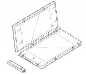 samsung patent 290x255 Samsung si nechal patentovat tablet se dvěma displayi