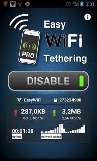 Easy WiFi Tethering PRO