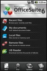 OfficeSuite Pro 6 + (PDF & HD)