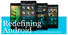 Nastavba Feel UX Sharp