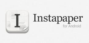Oficiální klient Instapaperu pro Android