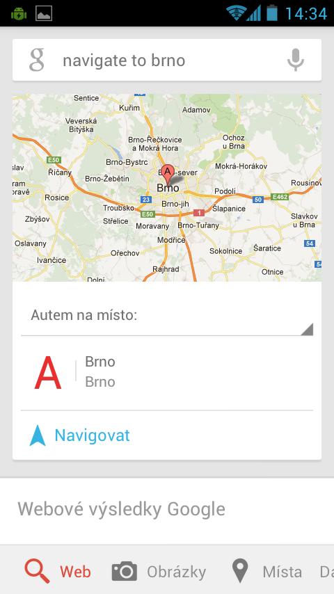 ICS GoogleNow3 XDA: Google Now dokončeno pro ICS