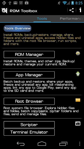 Pro ROM Toolbox