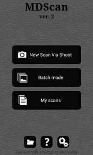 MDScan: PDF document scanner