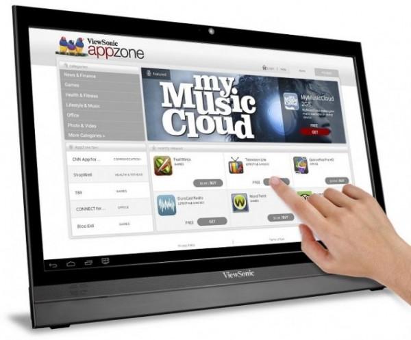 ViewSonic VSD220 Smart Display