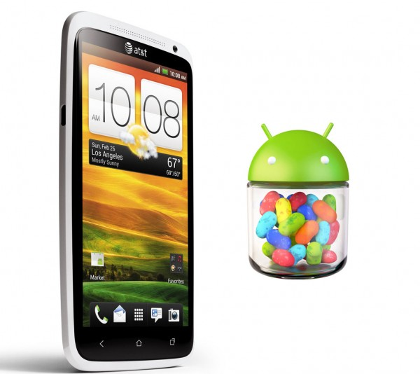 HTC One X Android 4.1 Jelly Bean 600x534 XDA: Neoficiální Jelly Bean ROM pro HTC One X