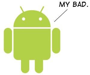 android my bad Bezpečnostní chybu v implementaci PIN kódu Google Play stále nikdo neopravil