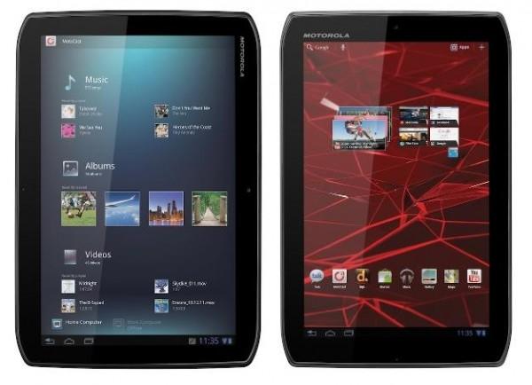 Motorola Xoom 2 začíná dostávat aktualizaci na Android 4.0 ICS