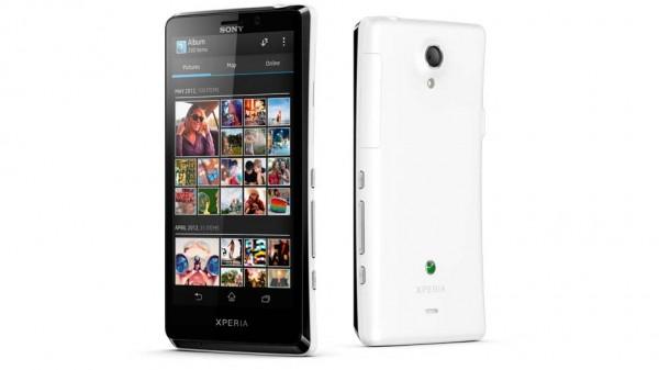 Sony Xperia T dostává softwarovou aktualizaci