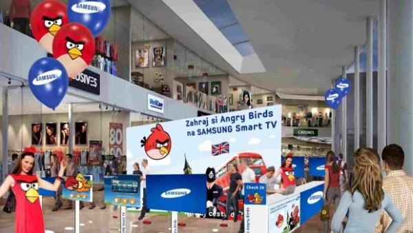 Angry Birds Samsung