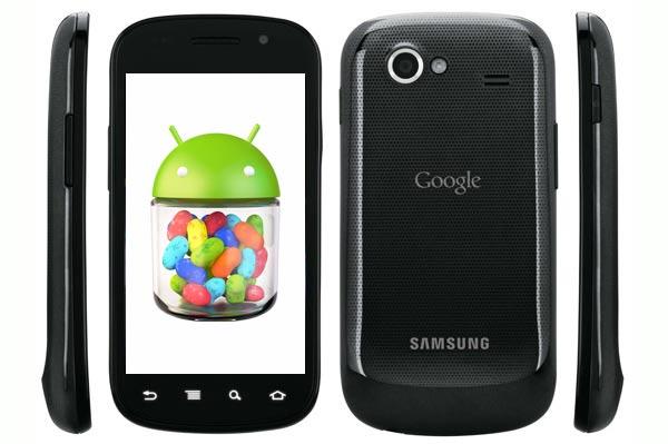 Jelly Bean - Nexus S