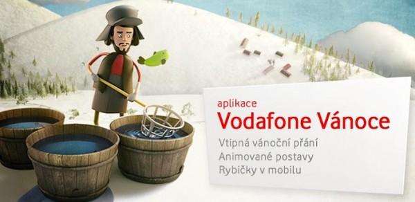 Vodafone Vánoce