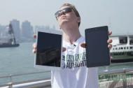 iPad mini vs. Nexus 7 droptest