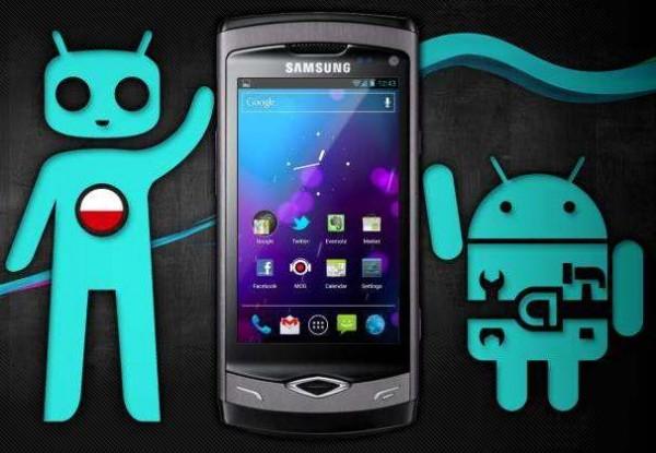 wave ii android 600x415 CyanogenMod 10 pro Samsung Wave I a Wave II