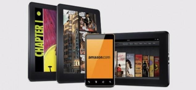 Amazon možná představí smartphone v polovině roku 2013