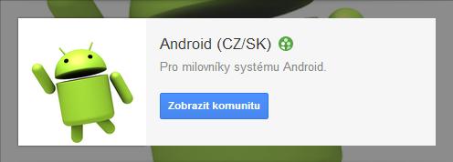 Android komunita