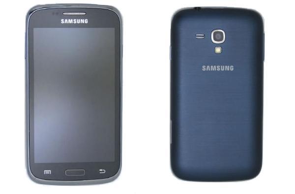 Samsung pracuje na levném smartphonu s velkým displejem