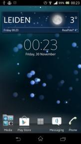 xperia launcher 1 163x290 Xperia Launcher portován na ostatní telefony a tablety s Androidem
