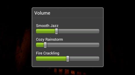 Classy Fireplace - Volume
