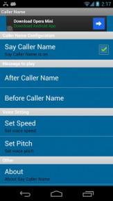 Caller Name Talker 2