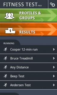 Fitness Test pro