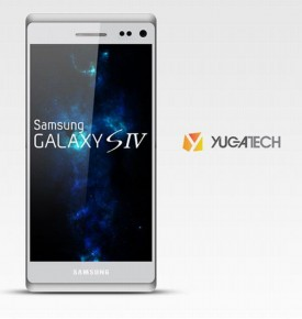 koncept Galaxy S IV