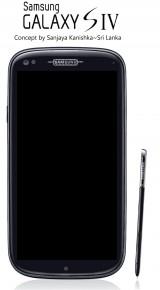 Koncept - Samsung Galaxy S IV