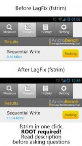 LagFix (fstrim) Free 1