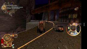 Recenze: Steampunk Racing 3D