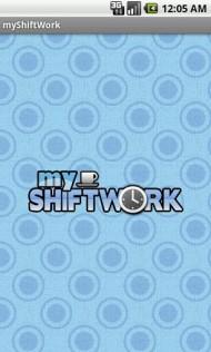 myShiftWork