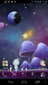 Acid Planet Super Theme GO 3