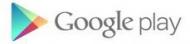 Google play - tlačítko