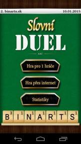 Slovni Duel 1