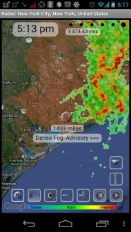 eWeather HD, Radar HD, Alert