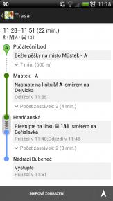 google mapy praha mhd 2