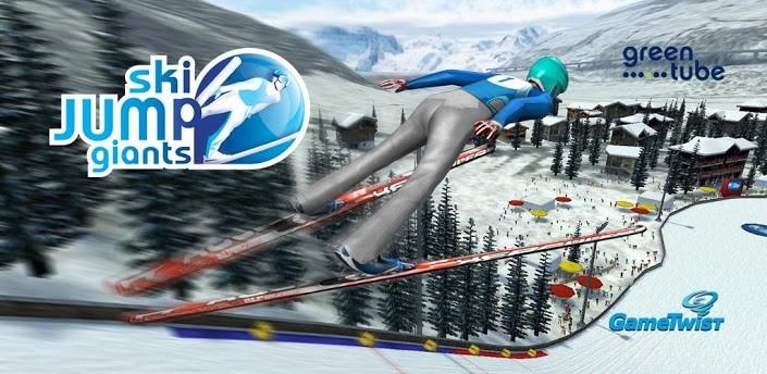 Recenze: Ski Jump Giants