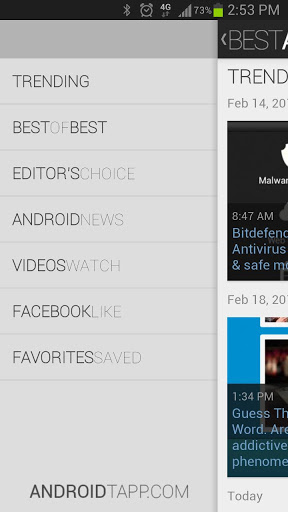 Best android apps2